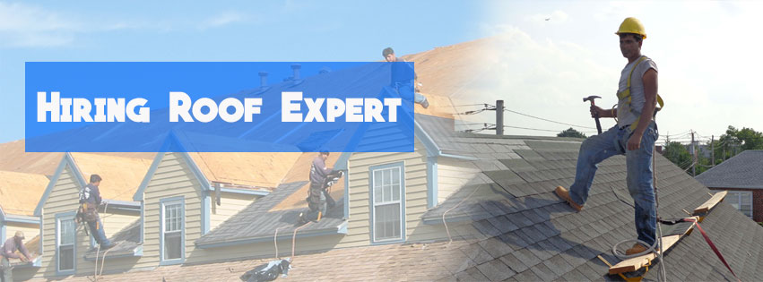 3 Main Reasons Why You Should Hire A Roofing Expert